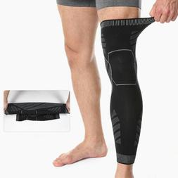 1Pair Calf Compression Sleeve Support Recovery Shin Splints