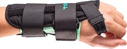 Aircast A2 Wrist Support Brace without Thumb Spica: Right Ha