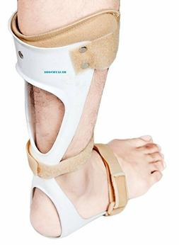 Ankle Foot Orthosis Support - Drop Foot Support Splint By He
