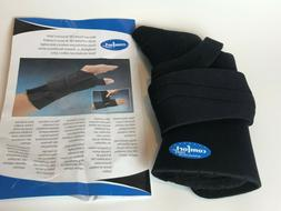Comfort Cool Arthritis Thumb Splint-Black-Medium-Right NC795