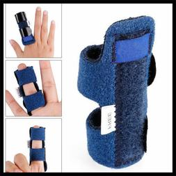 Brace Pain Relief Trigger Finger Splint Straightener Correct