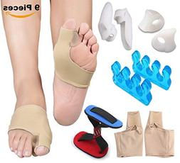 Bunion Corrector and Bunion Relief Kit for Tailors Bunion- T