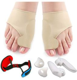 Bunion Corrector & Bunion Relief Protector Sleeves Kit - Tre