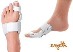2pcs Bunion Corrector and Bunion Splint for Bunion Relief -