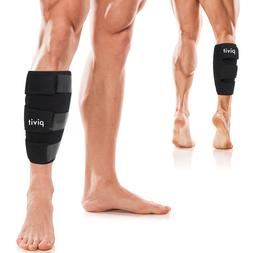 Pivit Calf Brace Shin Splint Support Adjustable Lower Leg Co