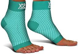 SB SOX Compression Foot Sleeves for Men & Women - Best Plant