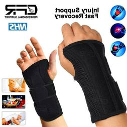 Compression Hand Wrist Brace Splint Support Arthritis Relief