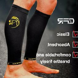 Copper Infused Calf Leg Compression Sleeve Socks Joint Shin