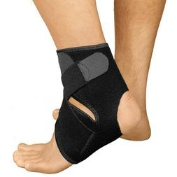 Day Night Foot Drop Orthosis Brace Ankle Plantar Fasciitis S