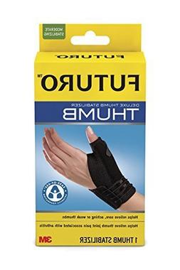 FUTURO Deluxe Thumb Stabilizer 45843EN, Small/Medium by Futu
