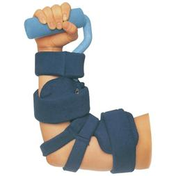 Comfy Splints Elbow Orthosis with Hand Roll Adult Small EH-