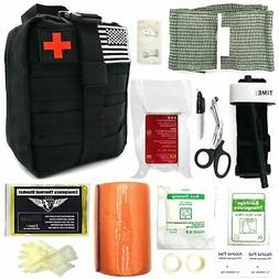 "Everlit Emergency Survival Trauma Kit with Tourniquet 36"" Sp"