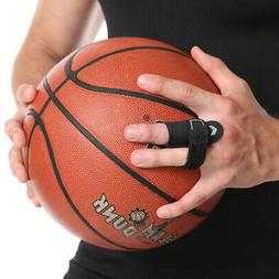 Finger Sleeve Support Sports Basketball Protector Joint Spli