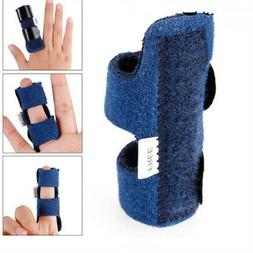 Finger Splint Trigger Straightener Corrector Brace Support P
