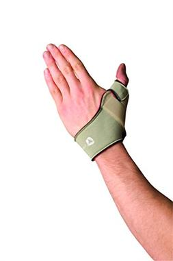 Swede-O Flexible Thumb Splint Right - Med Beige
