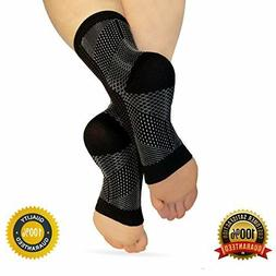 Foot Sleeves Plantar Fasciitis Compression Socks for Men & W
