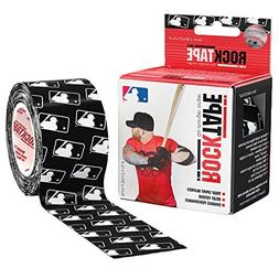 RockTape Kinesiology Tape for Athletes, Water Resistant, Red