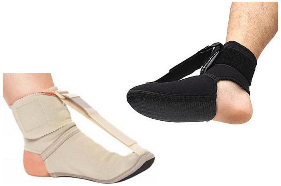 Adjustable Plantar Fasciitis Night Splint Ankle Brace Suppor