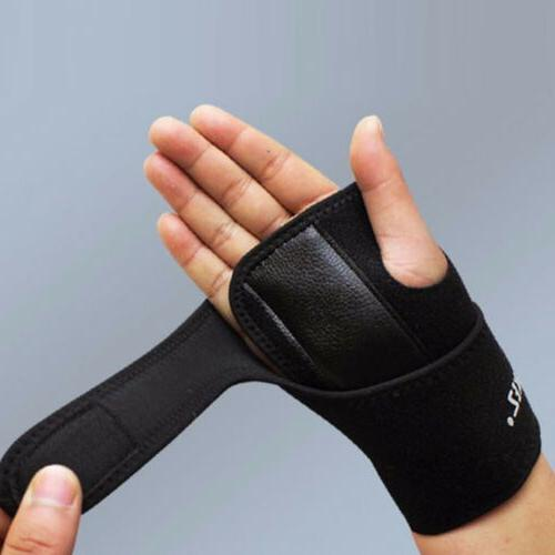 Adjustable Brace Palm Support Tendonitis Band