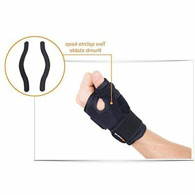 Arm Supports Thumb With Splints For Carpal
