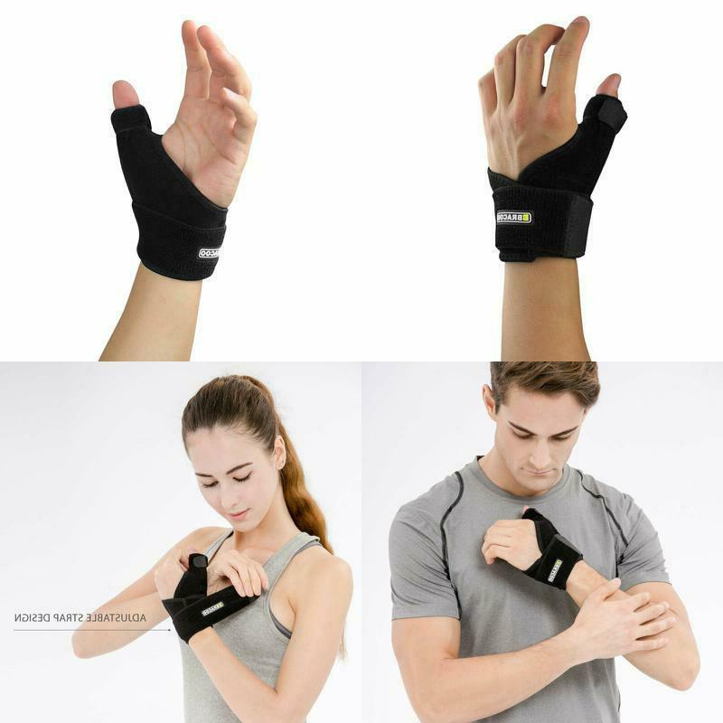 arm hand finger supports bracoo thumb wrist