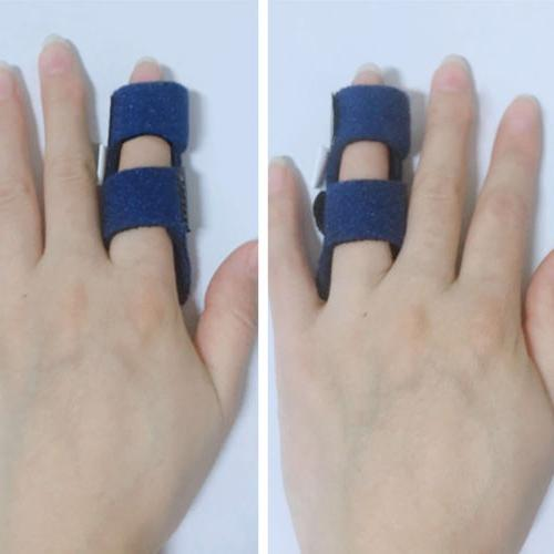 Brace Pain Trigger Finger Splint Straightener Support