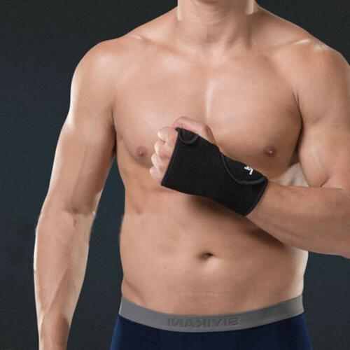 Breathable Wrist Brace Support Carpal Sprain Gym