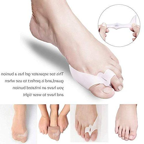 Bunion with for Hallux