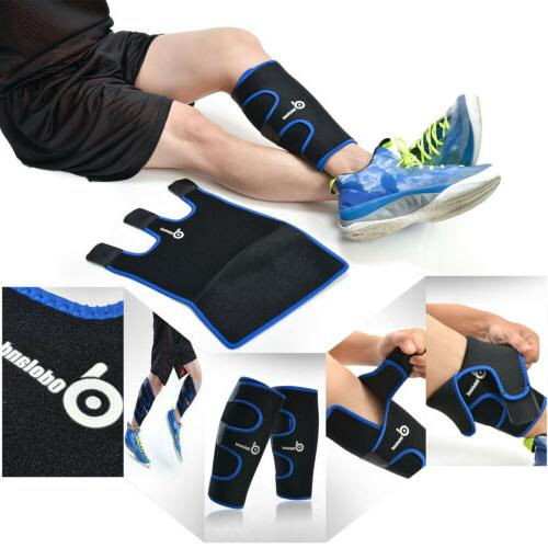 Sport Sleeve Support Shin Compression Socks
