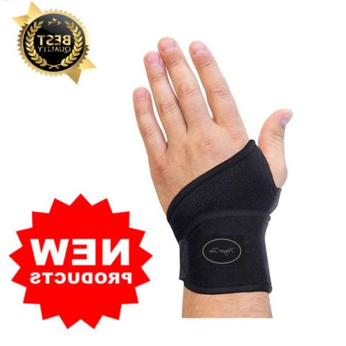 Carpal Tunnel Wrist Support Brace Splint Arthritis Sprain