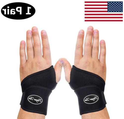 Carpal Support Brace Splint Arthritis Sprain Pain Relief