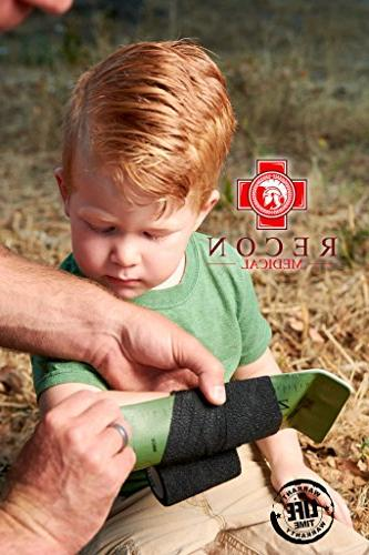 Combat Recon Lightweight Aid Medical Card!