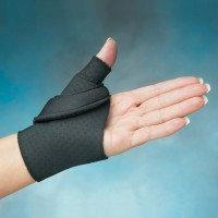 Comfort Cool Thumb CMC Abduction Splint - Size: Small, Right