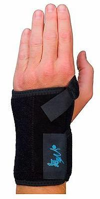 Med Spec Compressor Wrist Support, Black