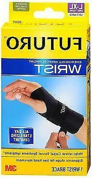 Futuro Energizing Wrist Support Left Hand L-XL