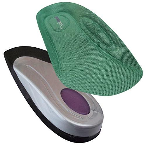 SmartSole Exercise Insoles Plantar and Performance for and Pain Relief - Length