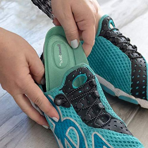 SmartSole Exercise Plantar and Relief. Performance and Shoes. Pain - Length