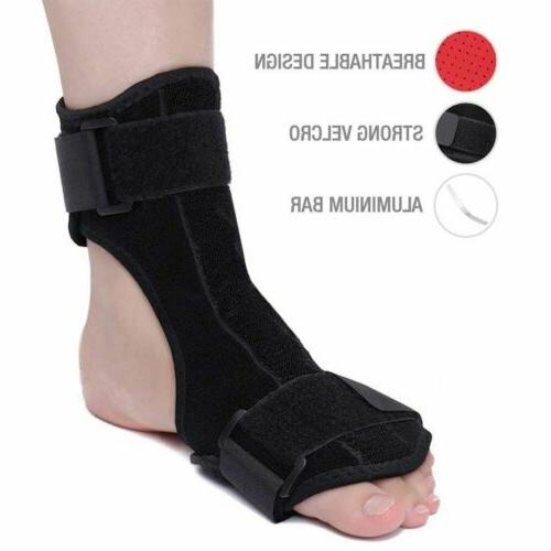 Foot Support Brace Plantar Night Splint Correction
