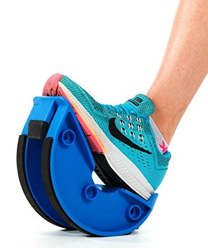 Foot Stretcher Tendonitis. Improve Calf Flexibility, Ankle Mobility. Feet Relief. for Physical Therapy,