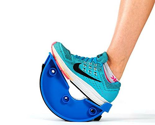 Foot Stretcher for Tendonitis. Plantar Calf Flexibility, Feet Relief. Great for Therapy,