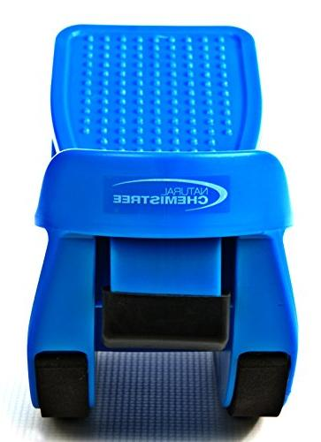 Foot Stretcher Device for Tendonitis. Plantar Calf Feet Shin Relief. Great for Physical