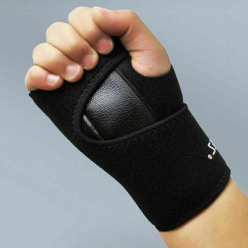 Hand Wrist Brace Support Removable Splint Relieve For Carpal US