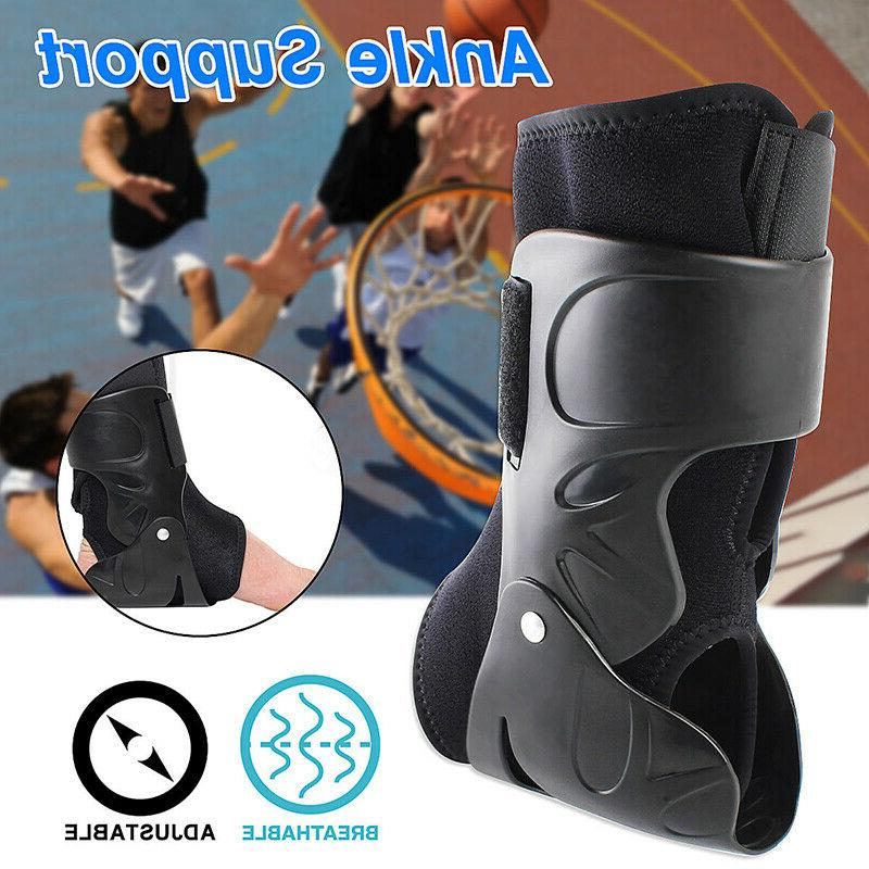 medical ankle support brace foot guard sprains