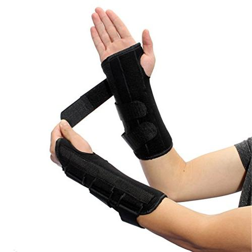 MooMax Carpal Wrist Carpal Tunnel Wrist Brace Support Band Sprain Strap