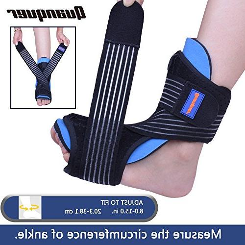 Plantar Foot Dorsal Effective Fasciitis Pain, Arch Foot Right or