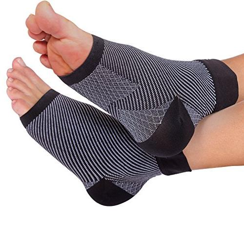 plantar fasciitis socks ankle support