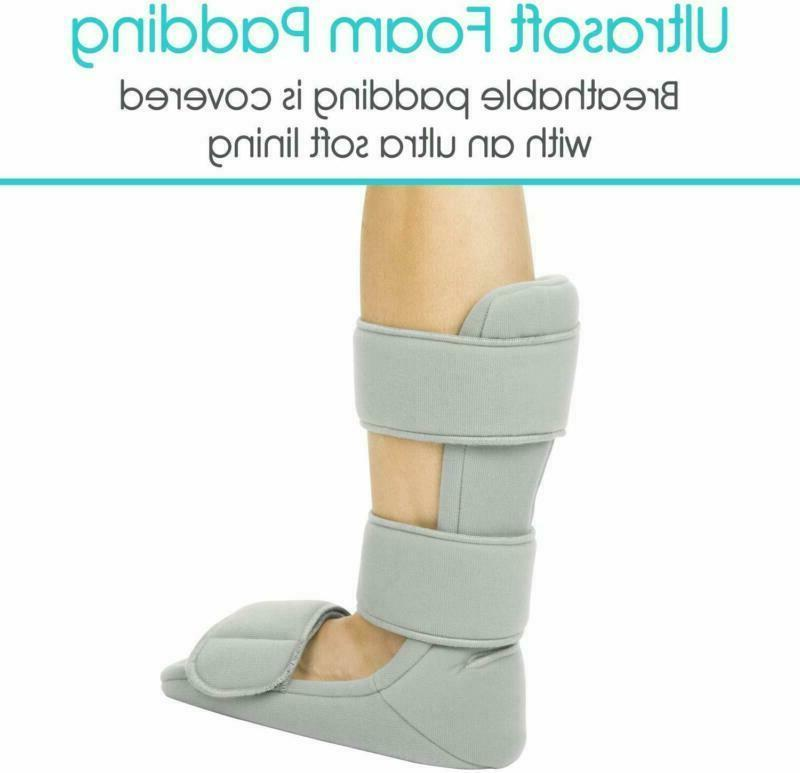 Plantar Supports Night Splint - Medical Brace Boot for