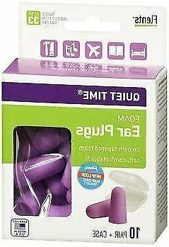 quiet time ear plugs
