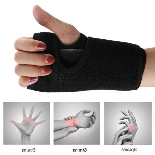 Right Brace Support Carpal Tunnel Sprain Arthritis