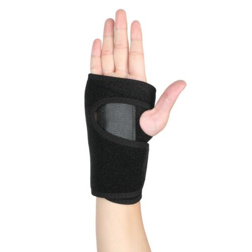 Right Left Wrist Hand Brace Tunnel Sprain